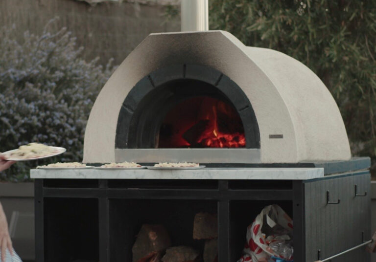 Wood fire pizza ovens Australia